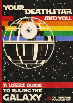 Finally a manual for ruling the galaxy !