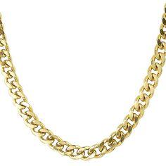 Sehr schöne Edelstahl-Kette. Hochwertig verarbeitet. Breite 8mm. Gold Necklace, Chain, Diamond, Jewelry, Stainless Steel, Nice Asses, Gold Pendant Necklace, Jewlery, Bijoux