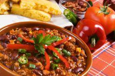Vegetarisches Chili con Carne