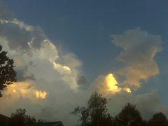 Paint me a sky