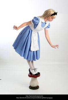 Alice17 by faestock on DeviantArt