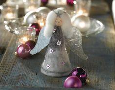 Make Your Own Felt Angel Kit - Christmas Felting Craft Christmas Crafts For Adults, Felt Christmas, Christmas Ornaments, Felt Crafts, Diy And Crafts, Arts And Crafts, Felt Angel, Angel Crafts, Christmas Shopping