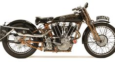1928 Brough Superior SS100 - Moby Dick