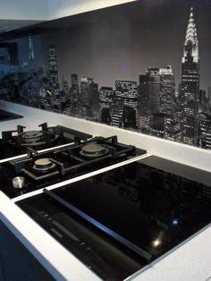 Cucina Doimo modello City & Aspen rovere grigio antracite nelle basi ...