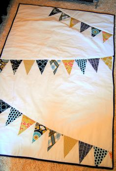 Cute and quick quilt