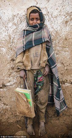 Child shepherds of Ethiopia...