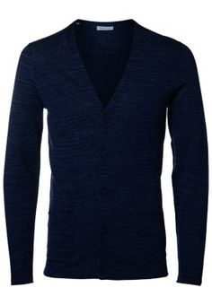 Cardigan navy (Selected Homme)