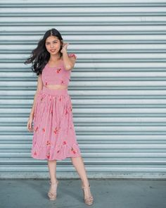 Maine Mendoza Outfit, Girl Crushes, My Girl, Fashion Outfits, Summer Dresses, My Style, How To Wear, Clothes, Attraction