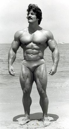 Mike Mentzer - Legends of Bodybuiding