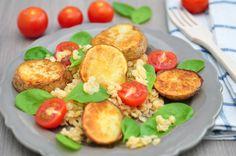 Αυτή τη σαλάτα με αρωματικές πατάτες και φακές δεν έχεις ξαναφάει ποτέ! - http://ipop.gr/sintages/salates/afti-ti-salata-aromatikes-patates-ke-fakes-den-echis-xanafai-pote/