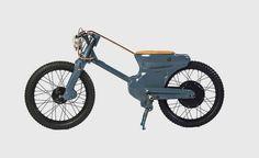 Deux Ex Machina unveils this Stripped-Down custom electric motorbike design by Joe Fischer — atelier d'éveil