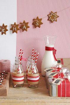 Fehér karácsony: Csipetnyi piros természetesség