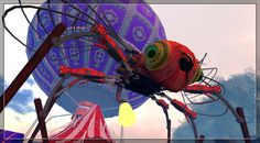 https://flic.kr/p/TWgF5U   Antz!   Fantasy Faire 2017 Anansi sim Just the first of prolly dozens of pics from the truly awesome Fantasy Faire: maps.secondlife.com/secondlife/Firebird/96/18/918