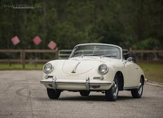 World Of Classic Cars: Porsche 356 B 1600 S Cabriolet by Reutter 1960 - W...