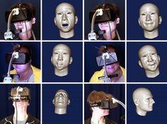 Transferir con Oculus Rift tus expresiones faciales reales a las de tu avatar virtual