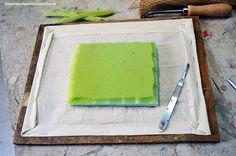 espuma para tapizar