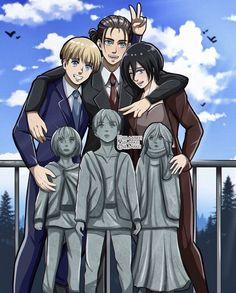 Eren Aot, Eren And Mikasa, Armin, Attack On Titan Comic, Attack On Titan Fanart, Snk Cosplay, Hiro Big Hero 6, Attack On Titan Aesthetic, Fanarts Anime
