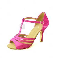 Testreszabható - Egyedi sarok - Szatén - Latin/Salsa - Női 3037467 2016 – €34.29 Latina, Sandals, Shoes, Fashion, Moda, Shoes Sandals, Zapatos, Shoes Outlet, Fashion Styles
