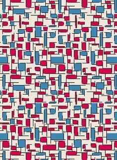 Tapeterie, phg GmbH Augsburg, Fototapeten, Tapeten Pattern Geometrisch   Tapeterie