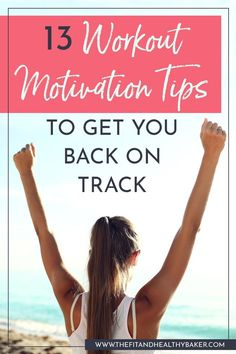 Do you wake up with the full intention to work out and then the day goes by and you never get to it? Need the motivation to get back on track with your weight loss goals? Click through to find out how you can get back on track. Losing Weight Tips, Weight Loss Goals, Best Weight Loss, Weight Loss Motivation, How To Lose Weight Fast, Fitness Motivation, Motivation Quotes, Exercise Motivation, Running Motivation