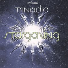 Trinodia - Stargazing - Ovnimoon Records - CD on Psyshop Stargazing, Neon Signs, Movie Posters, Products, Musik, Film Poster, Billboard, Film Posters, Gadget