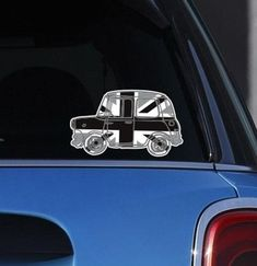 Automobile 2 X Car Stickers Black And White Plaid Stickers Section Side Scuttles For Bmw Mini Car Styling Cool In Summer And Warm In Winter Car Stickers