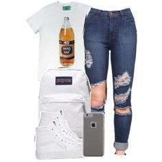 A fashion look from February 2015 featuring Vans sneakers, JanSport backpacks and Case-Mate tech accessories. Browse and shop related looks.