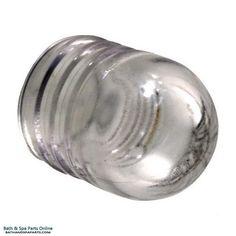 Waterway Top Mount/Side Mount Sight Glass (Lexan) (873-E17S1)