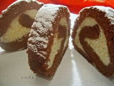 Romanian Food, Chocolate Coffee, Delicious Desserts, French Toast, Sweet Treats, Cheesecake, Muffin, Rolls, Food And Drink