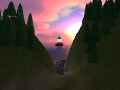 21strom lighthouse at Kitely grid  www.kitely.com/virtualworld/Zuza-Ritt/21strom