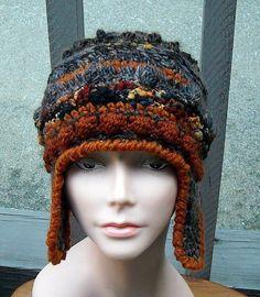 E Pattern for Crochet Helmet Hat Freeform by woolmountain on Etsy, $6.99