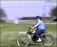 Hilarious Fail (GIF)