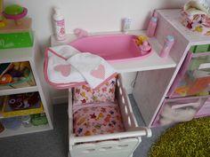 Nursery poupée