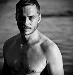 A Man is devastatingly handsome.. Tom Wlaschiha as Jaqen H'ghar.