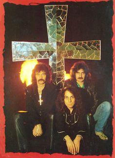 Black Sabbath with Ronnie James DIO.........