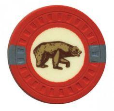 Las Vegas Gaming Chip, 1970s