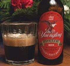 Yuengling Porter best winter beer