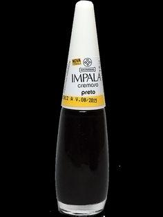 IMPALA (cremoso) - Preto