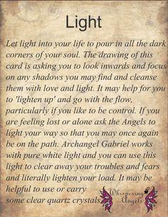 Light http://www.whisperingangels.co.za