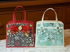 Kensington Handbags by Tonic. Made by Jane Compton