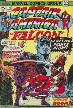 Captain America #177 (September 1974)