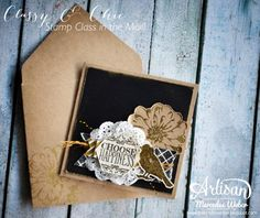 Classy Colors by girl3boys0 - Cards and Paper Crafts at Splitcoaststampers