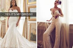 Would you say yes to these dresses?