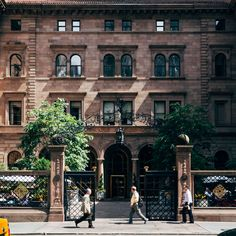 - Beautiful Lotte New York Palace in Manhattan.
