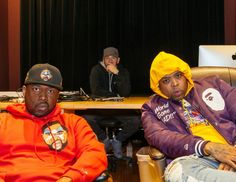 Damn son, big tings poppin over at Griselda today. Shady Records just announced a new joint venture with the label helmed by Westside Gunn and Conway for a Hall N Nash project, as well as solo projects from the Buffalo-bred brothers. That's a wonderful look and it's great to see street-oriented lyricism is still getting the recognition it deserves, especially in the case of these two guys. Click for more... | Nah Right