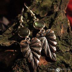 """Boucles d'Oreilles """"Enchanted Forest"""""""