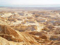 Looking East toward the Dead Sea from Masada Guest House Hostel Dead Sea Israel, Sea Level, Hostel, Grand Canyon, Ocean, Earth, World, Water, Travel