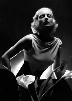 Carole Lombard By Eugene Robert Richee.
