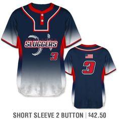 21d9fe14a Elite 5th Element Custom Baseball Jersey - Sublimated Multi-Gradient