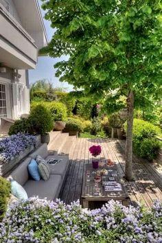 moderner Garten von Esra Kazmirci Mimarlik Your landscape designs builder possesses no less than your